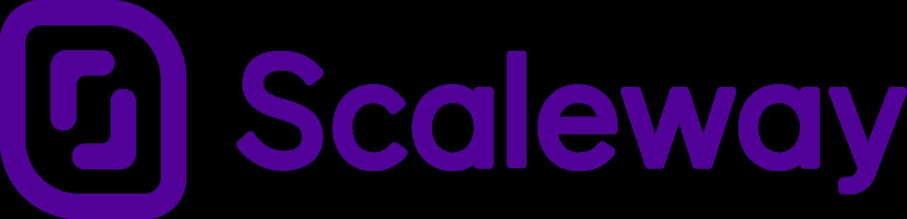 Scaleway's logo