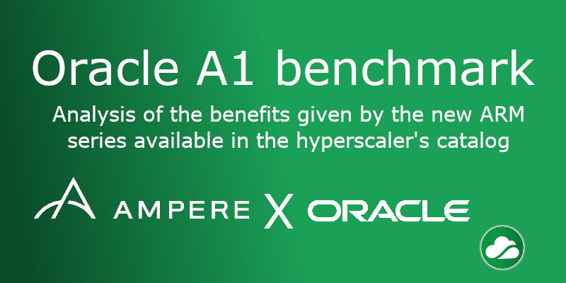 Ampere X Oracle